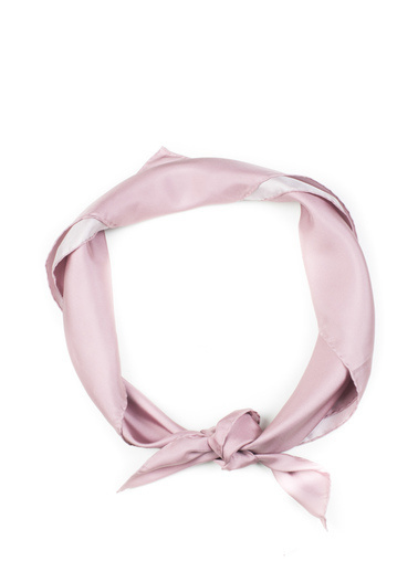 Silk and Cashmere Eşarp Pembe